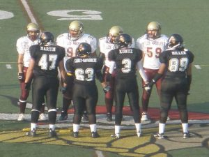 Team Captains